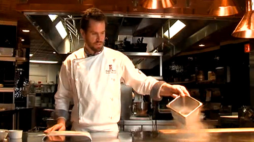 The Art of Molecular Gastronomy at Bearfoot Bistro