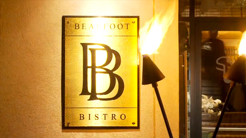 Promotional video for the Bearfoot Bistro in Whistler B.C.