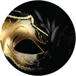 New Year's Eve Dinner & Masquerade 2017