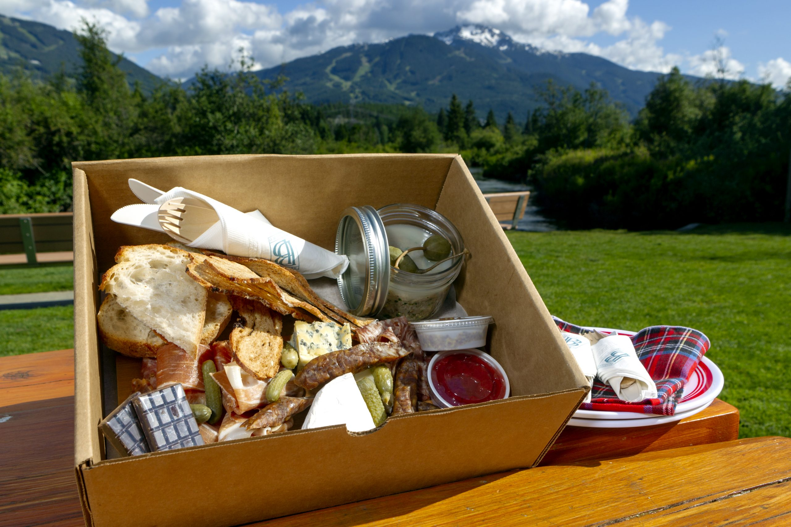 Picnic and Charcuterie